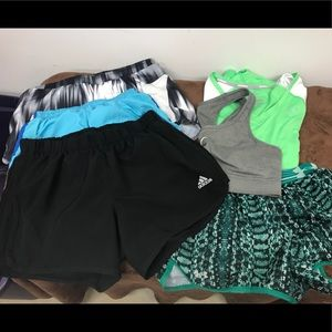 Athletic not so mystery bundle  size xs